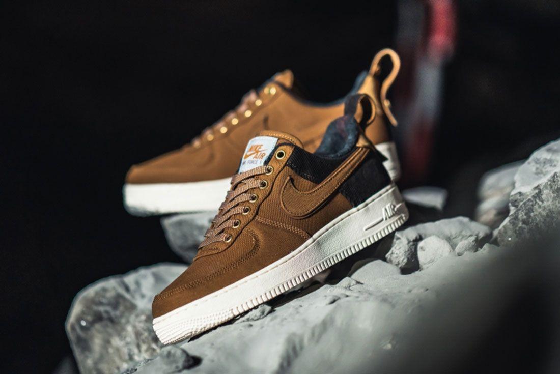 Nike X Carhartt Wip Air Force 1 07 Prm Brown Beige Av4113 200 Mood 2