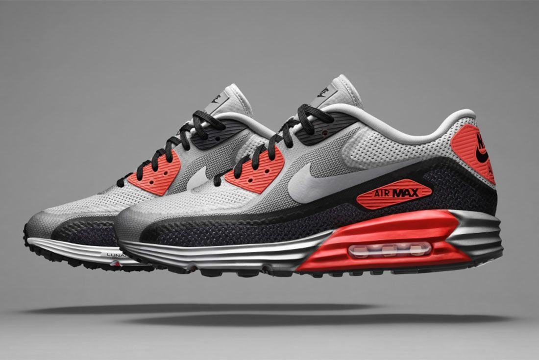 Nike Air Max Lunar 90 Infrared