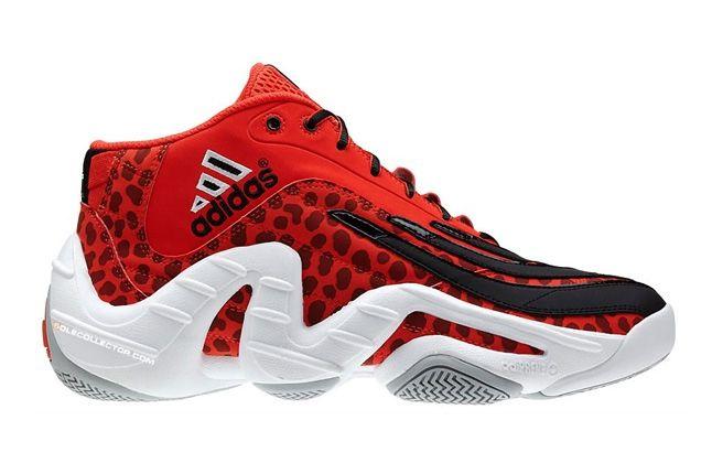 Adidas Realdeal Cheetah Red Profile 1