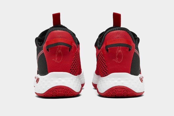 Nike Pg 4 Bred Heels