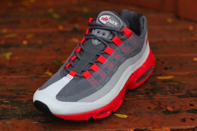 Nike Air Max 95 Chilling Red