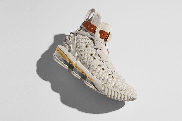 Nike Lebron 16 Harlems Fashion Row Colab 2