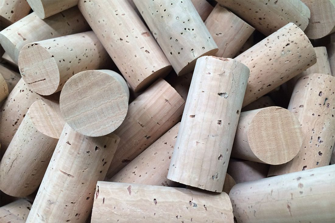 Wine Corks Pride Mountain Vineyards Cork Material Matters Feature