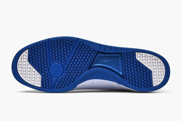 Nike Grandstand Ii Navy Blue Outsole