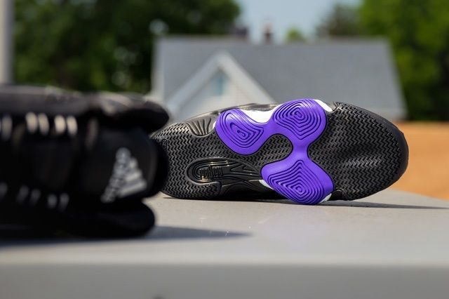 Adidas Crazy 2 Black Power Purple 4