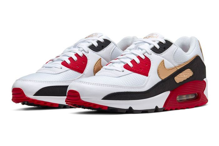 Nike Air Max 90 Chinese New Year Toe