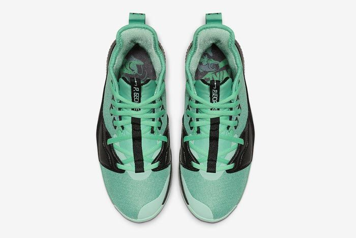 Nike Pg3 Menta Green Top