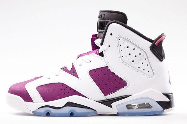 Air Jordan 6 Vivid Pink