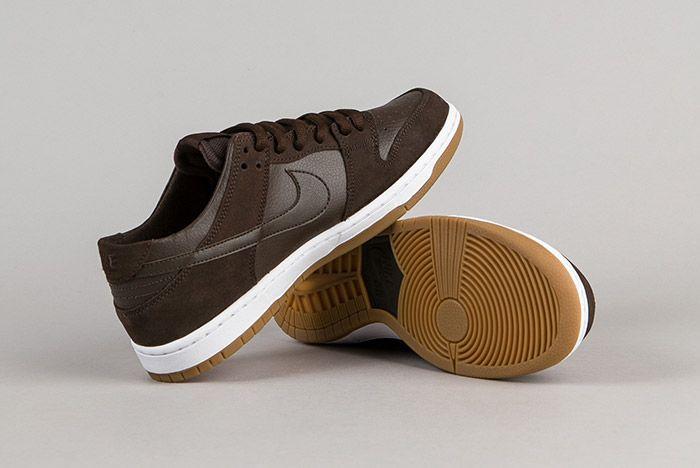 Nike Sb Dunk Low Pro Ishod Wair Baroque Brown 3