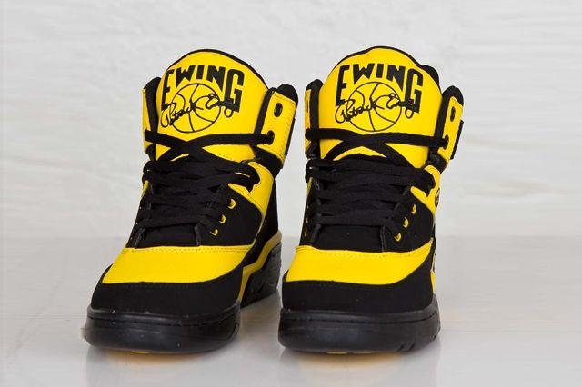Ewing Athletics Ewing 33 Hi Dandelion Bumper 1
