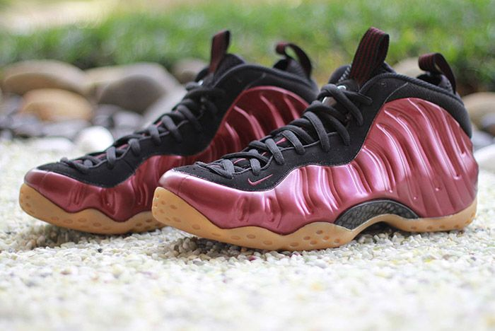 Nike Air Foamposite One Night Maroon Gum 3