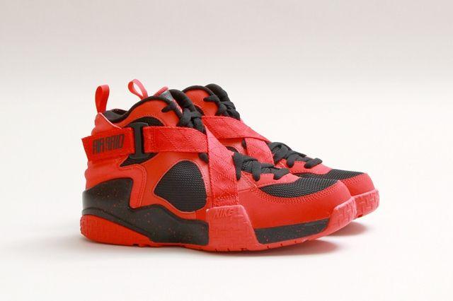 Nike Air Raid University Red 3