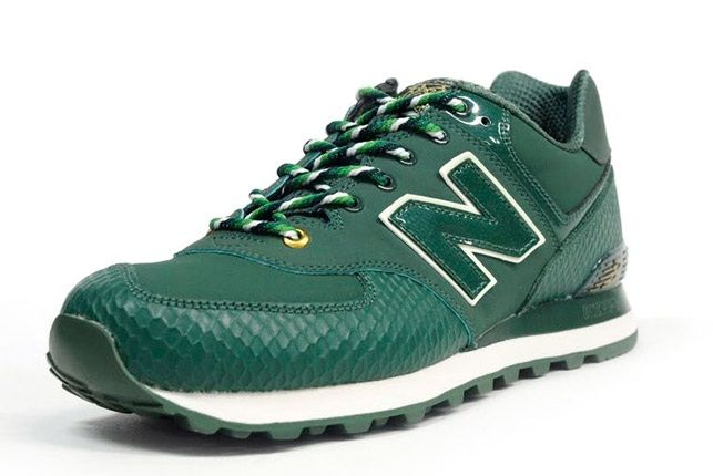 Nb Year Of The Snake Green Side 1