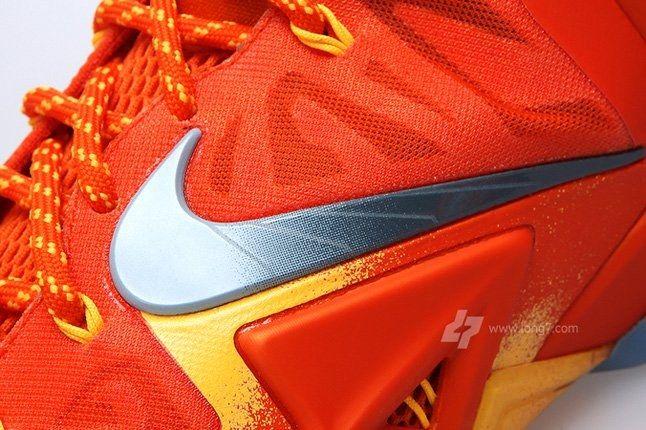 Nike Lebron Xi Preheat 13