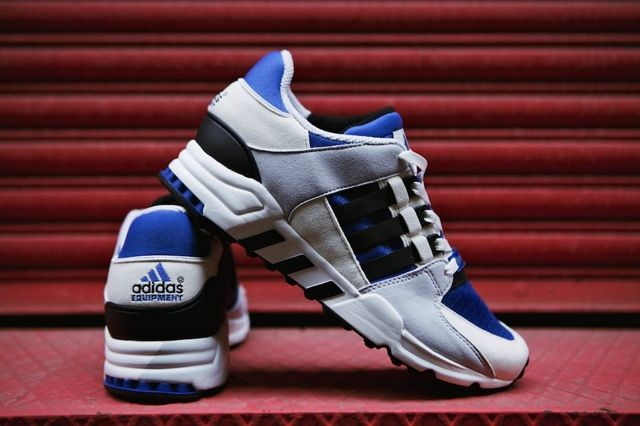 Adidas Eqt 93 Royal Blue Bumperoo 2