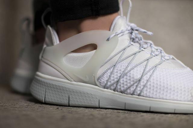 Nike Free Veritous White 4