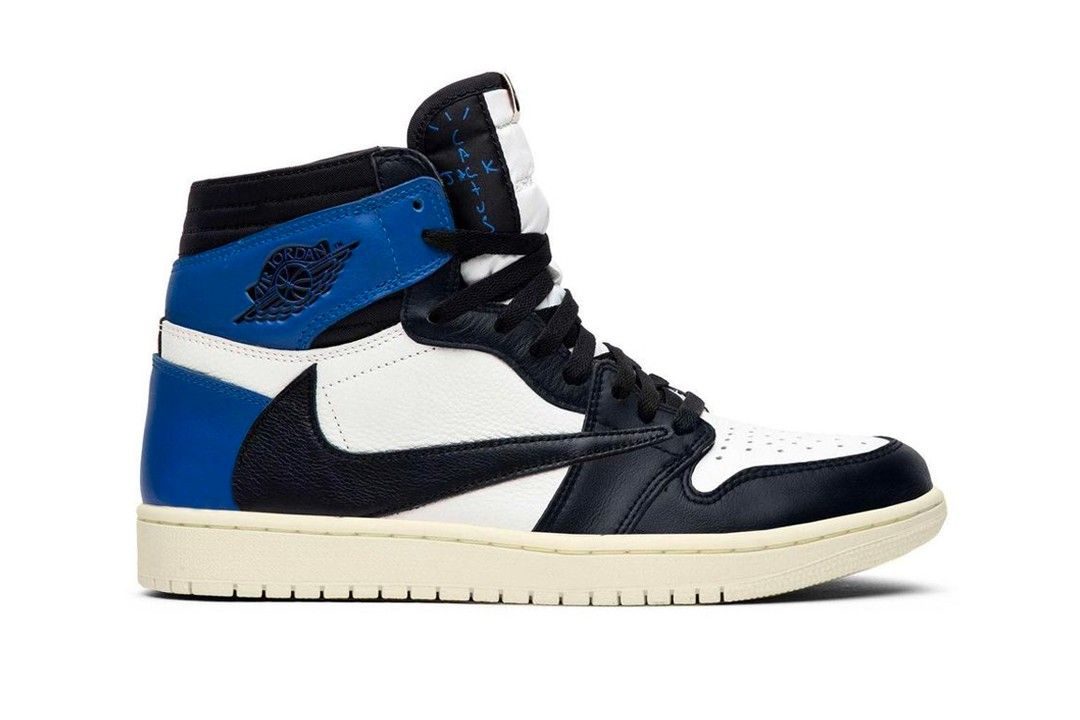 Travis Scott x Fragment x Air Jordan 1