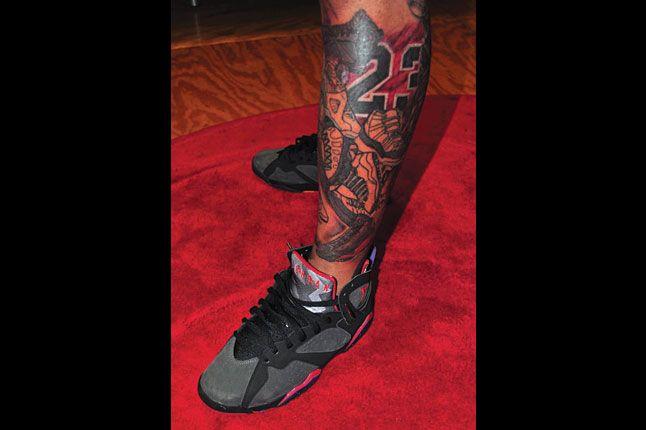 Sneaker Tattoo 4 1