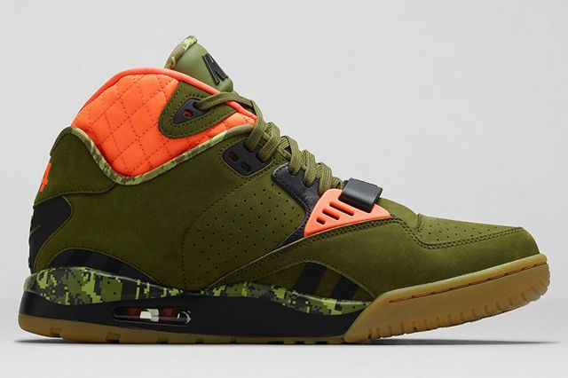 Air Trainer Sc Ii Faded Olive 4