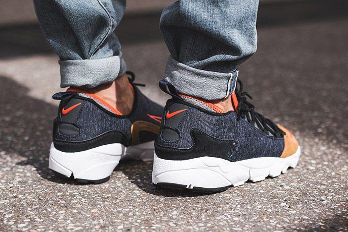 Nike Footscape Nm Obsidian Orange 2