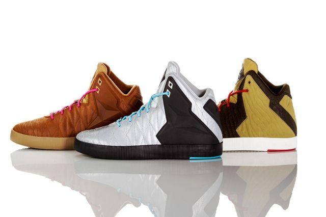 Nike Le Bron 11 Lifestyle Gang