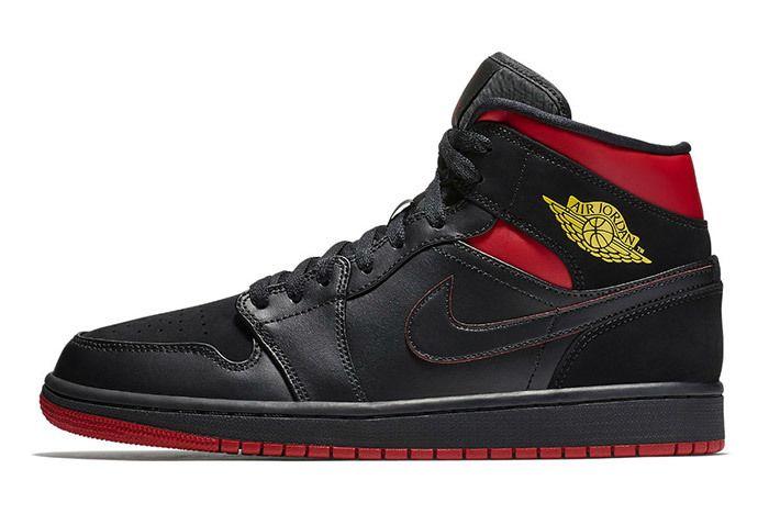 Air Jordan 1 Last Shot 4