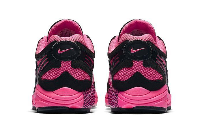 Nike Air Ghost Racer Black Pink Blast Cu1927 066 Release Date Heel