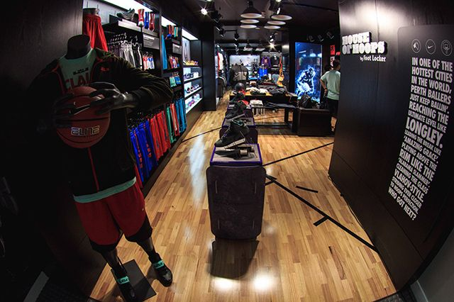 Foot Locker House Of Hoops Perth 13