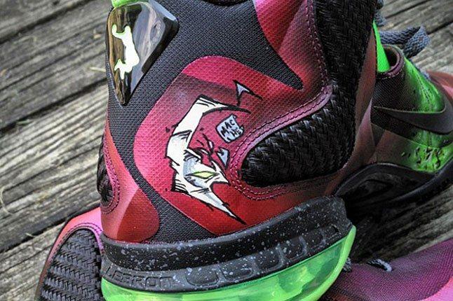 Nike Lebron 9 Spawn Mache 4 1