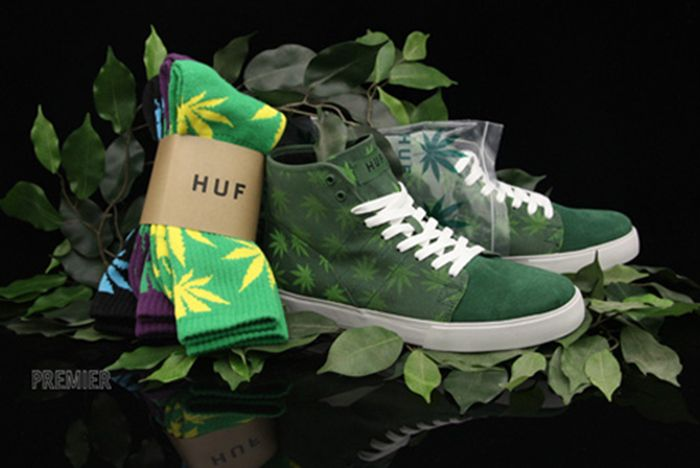 The Raddest Weed Themed Sneakers15