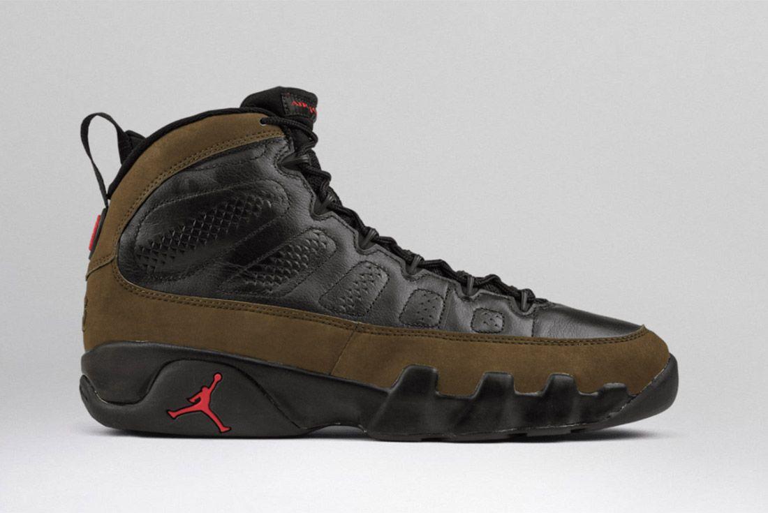 Material Matters Jordan Brand Air Jordan 9