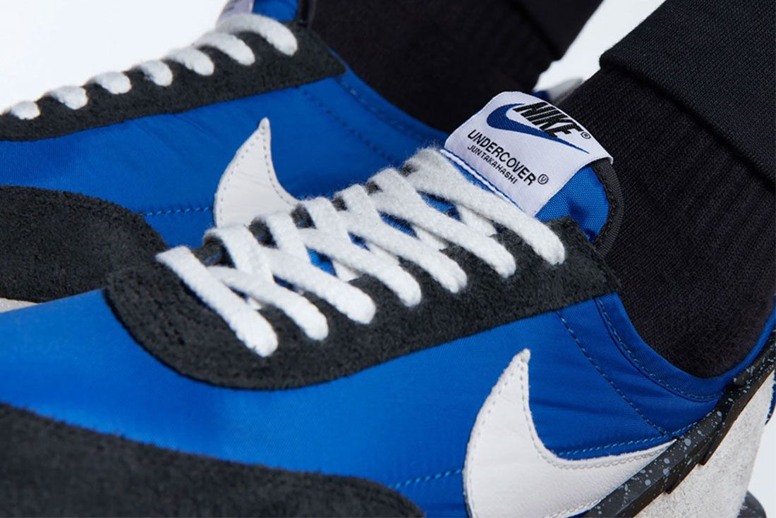 Nike Undercover Daybreak Close Up Top Shot