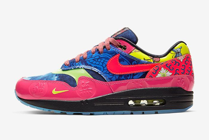 Nike Air Max 1 Cny Longevity Cu8861 460 Release Date Price Official