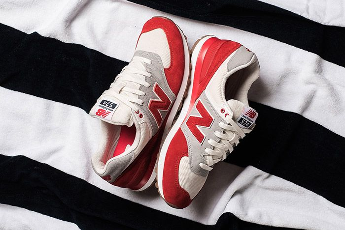 New Balance 574 Terry Cloth Pack 1
