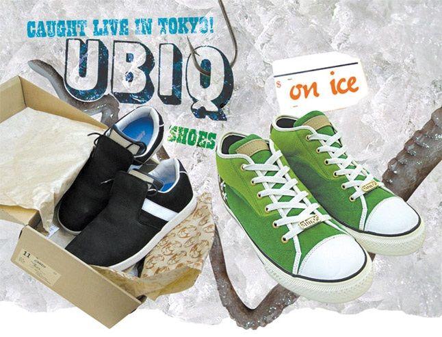 Ubiq Sneakers Tokyo 1