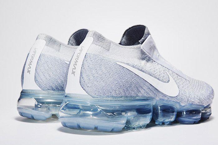Comme Des Garcons Nike Vapormax White Small