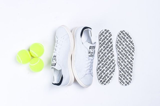 Adidas Stan Smith Primeknit White Black 4