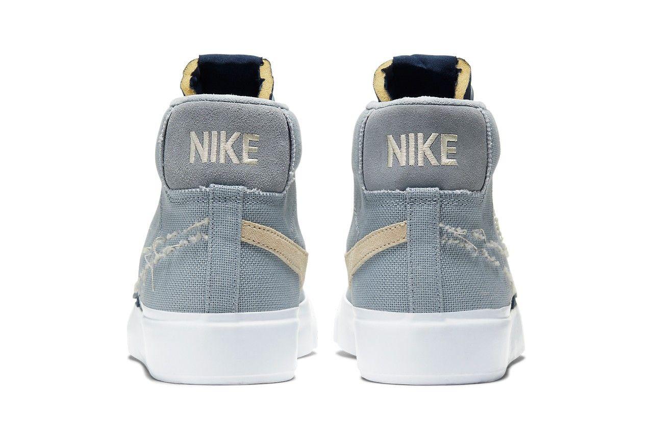 Nike SB Blazer Mid Heel