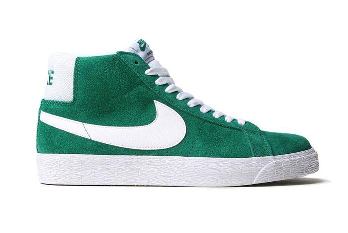 Nike Blazer Suede 1