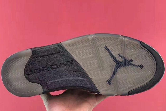 Air Jordan 5 Premium Triple Black2