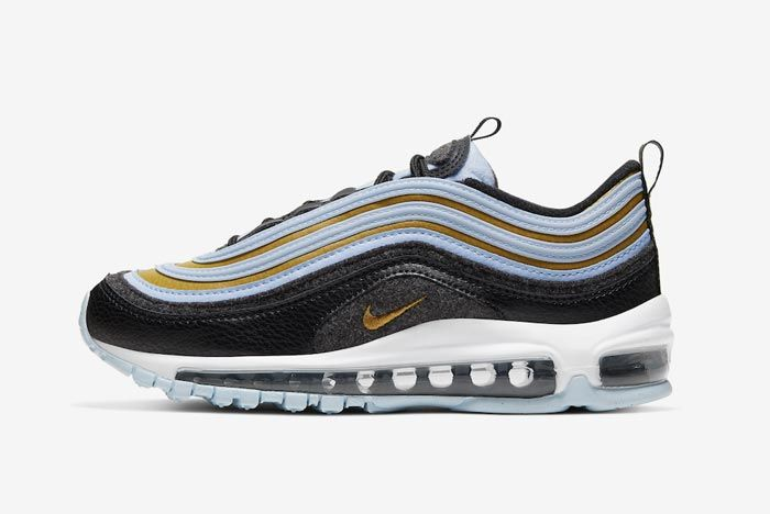 Nike Air Max 97 Fleece Lateral