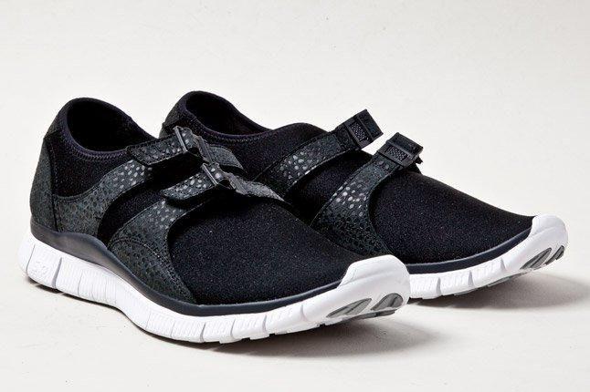Nike Free Sockracer Blk 2 1