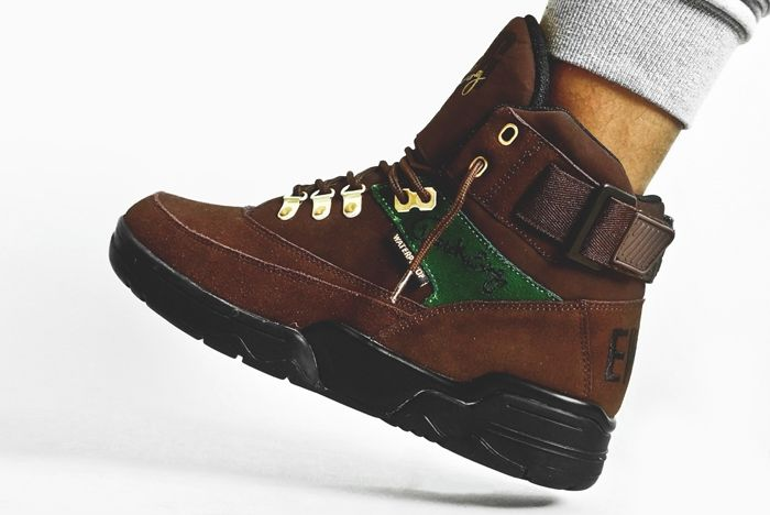 Ewing 33 Hi Brown Green