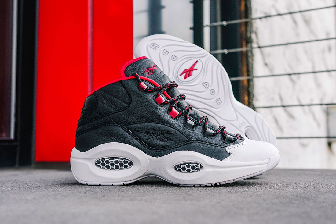 Reebok Question Mid Iverson x Harden OG Meets OG
