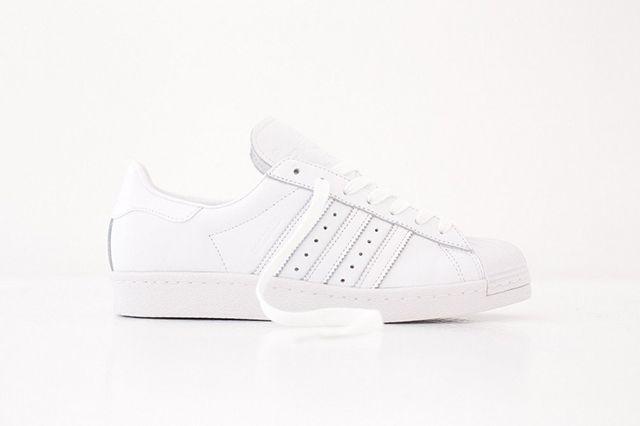 Adidas Superstar 80S Gonz White 5
