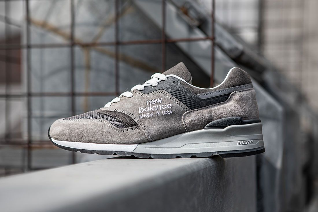New Balance Grey Day Made 997 997S Sneaker Freaker 18