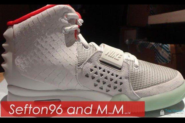 Nike Air Yeezy 2 2 3