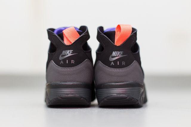 Nike Huarache Trainer Black Persian Violet 1