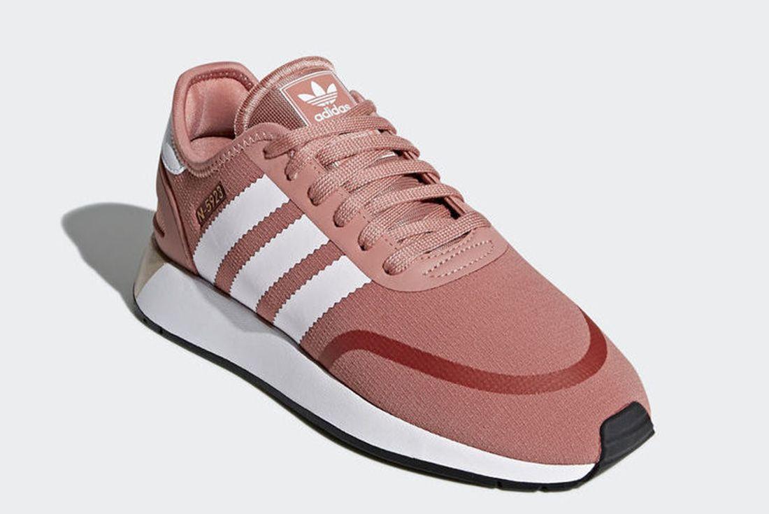 4 Adidas N 5923 Ash Pink Sneakerfreaker
