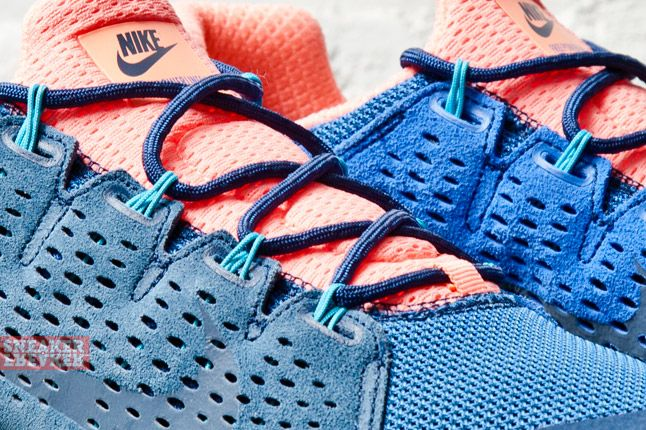 Nike Free Powerlines Ii Ltr Brave Blue Atomic Pink 2 Det